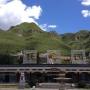 桃峰园的蓝天白云