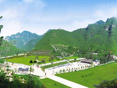 桃峰陵园看墓团