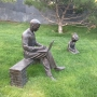 桃峰陵园专心写程序的墓地程序员