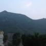 桃峰陵园前面的罩山