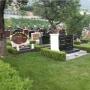 桃峰陵园艺术墓型9