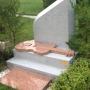 桃峰陵园艺术墓型10