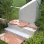 桃峰陵园艺术墓型11