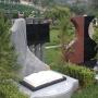 桃峰陵园艺术墓型13