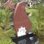 桃峰陵园艺术墓型15