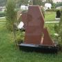 桃峰陵园艺术墓型28