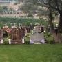 桃峰陵园艺术墓型30