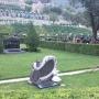 桃峰陵园艺术墓型钢琴