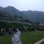 桃峰陵园艺术墓型耶稣