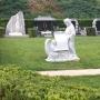 桃峰陵园艺术墓型耶稣3