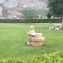 桃峰陵园园区雕像