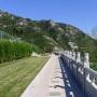 桃峰陵园小路