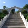 桃峰陵园石阶