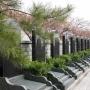 温泉墓园墓区环境