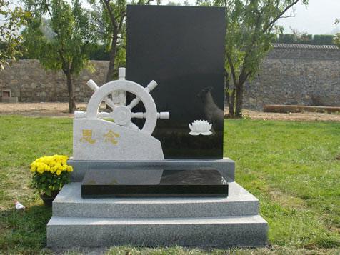 天山陵园碑型展示