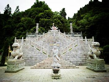 三祖人文纪念园私人定制墓