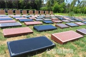 清竹园草坪葬