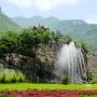 桃峰园如意喷泉
