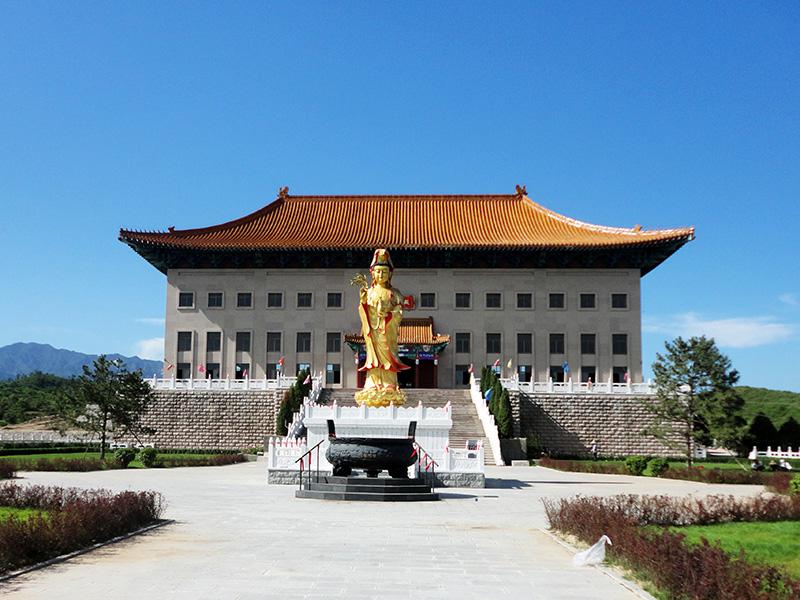 世界华侨陵园雕像