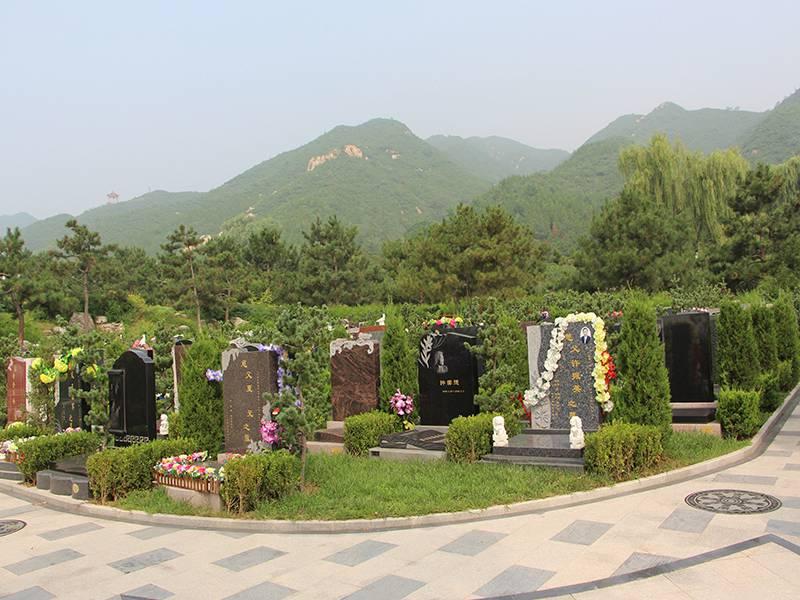 天壽普渡園墓型