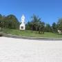 桃峰陵园孔子像