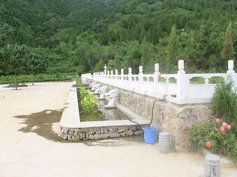 永陵陵园环境