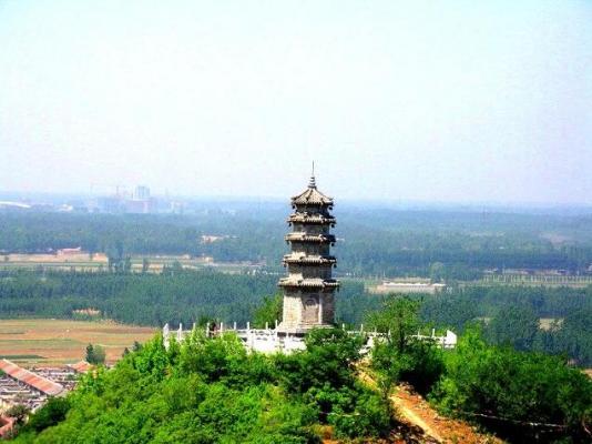灵山 宝塔 陵园 北京市灵山 宝塔 陵园 周边 灵山
