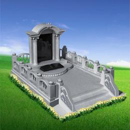 豪华家庭和谐墓