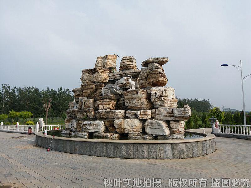 永安陵公墓景观