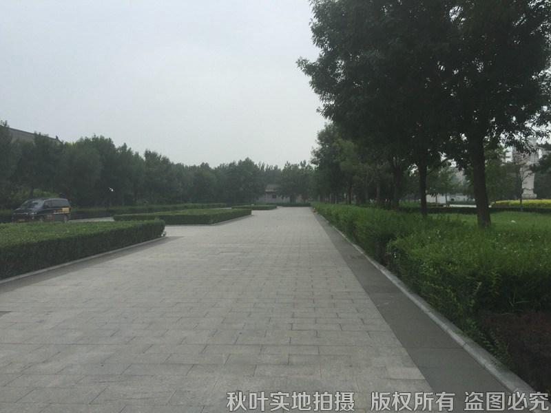玉佛寺寝宫景观