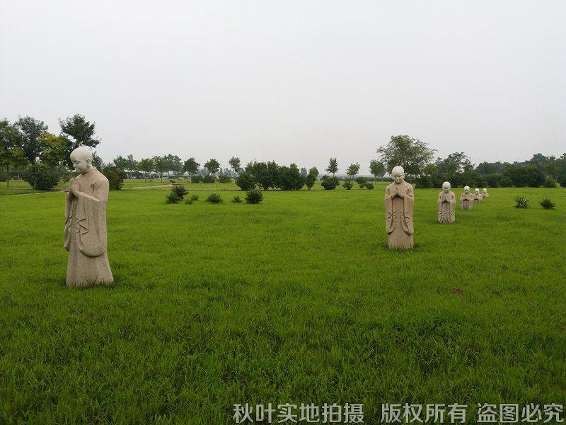东华林陵园景观