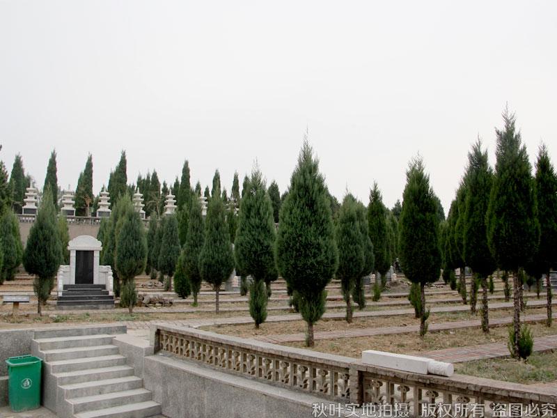 皇帝岭陵园