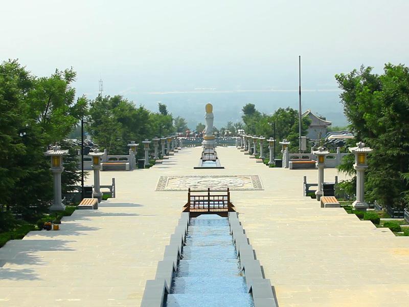 唐昭陵陵园