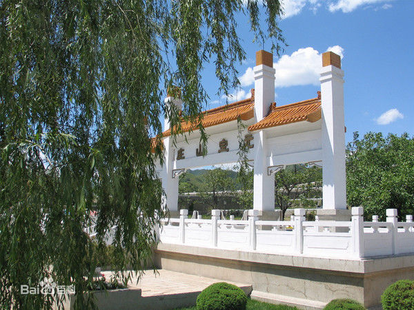 元宝山庄生命纪念园