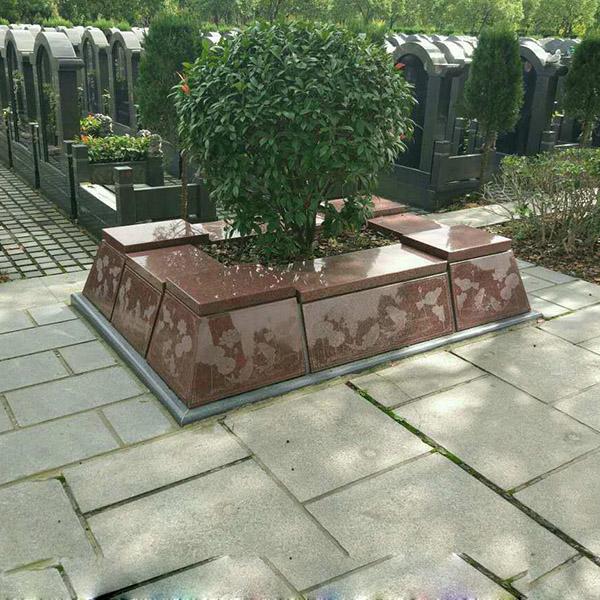 香樟苑花坛葬