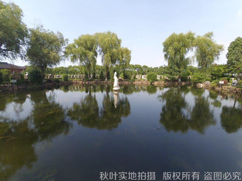 双凤纪念园景观