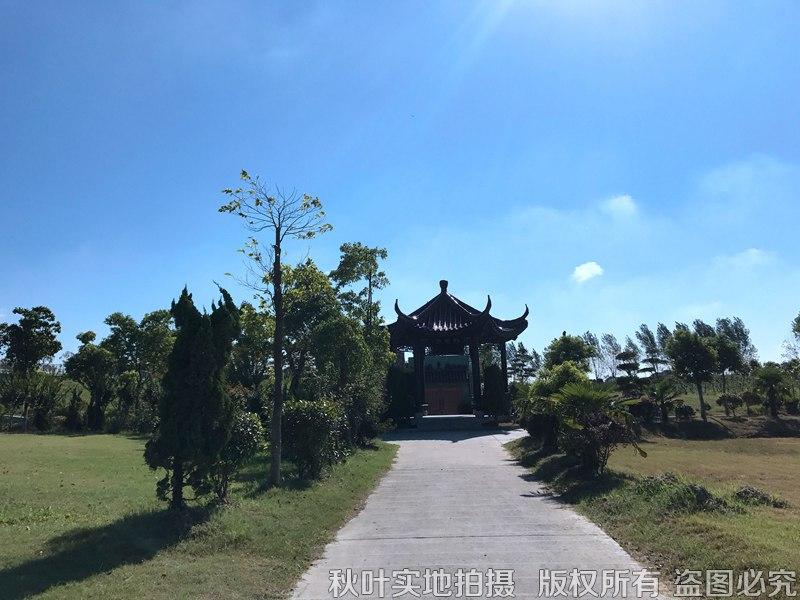 永福陵园环境