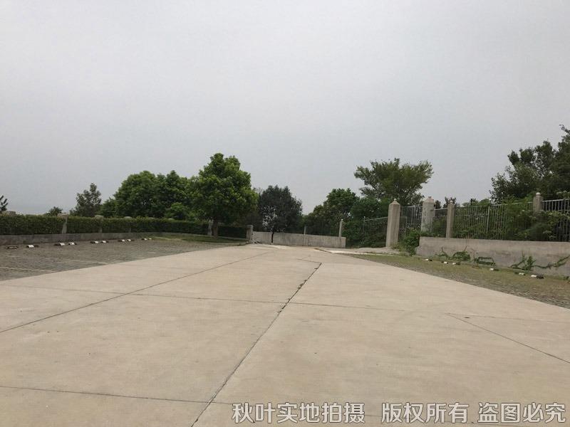 名流陵园景观