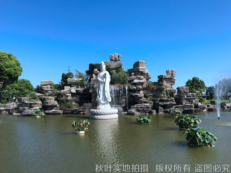 浏家港陵塔园区景观 (8)