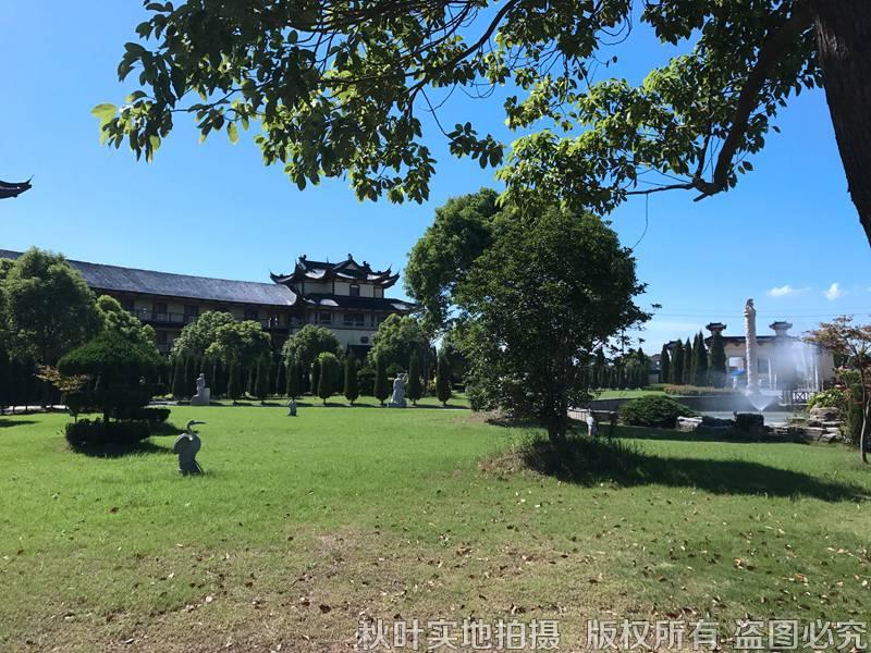 浏家港陵塔园区景观 (10)