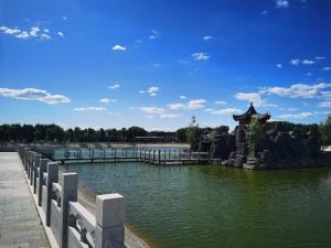 德芳潭环湖生态陵园